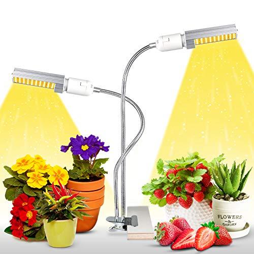 Lampade per Piante, 50W Grow LED Coltivazione...
