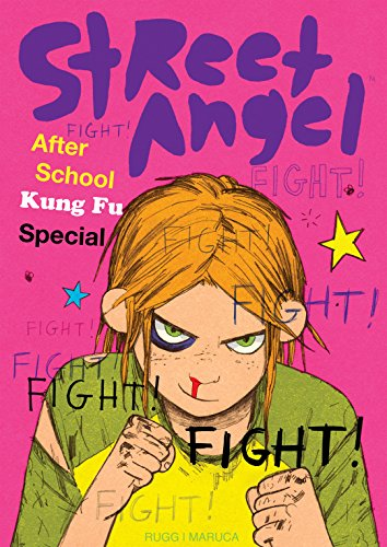 Street Angel: After School Kung Fu Special (English Edition)