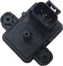 ECCPP 2PCS Manifold Absolute Pressure Sensor Fit For 2005-2010 Chrysler 300 2007-2008 Chrysler Aspen 2005 Chrysler Pacifica 2007-2008 Chrysler Sebring MAP Sensor