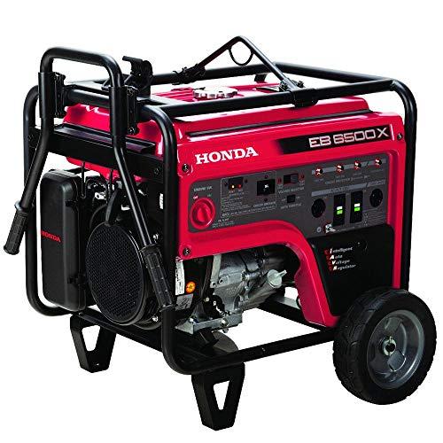 HONDAEB6500 Industrial Generator, 5500W