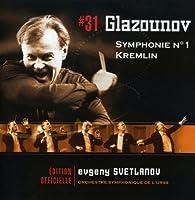 Glazunov: Sym No 1 / Kremlin