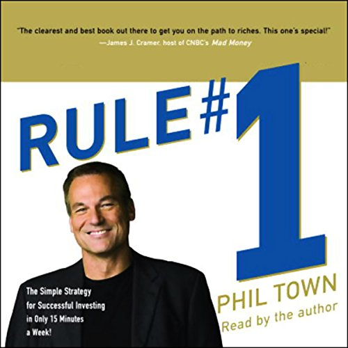 Rule #1 audiobook cover art