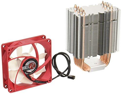 Raijintek Aidos Heatpipe CPU-Kühler, PWM - 92mm