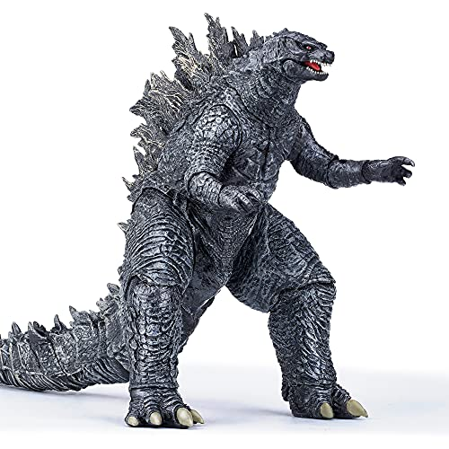 Godzilla Movie Action Figure - Godzilla Monster Toy - King of The Monsters Figure - Monster Series Toy- Godzilla Toys Size 12'' Head-to-Tail