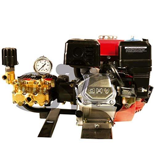 Motor bomba para fumigar de pistón cerámico 40bar 30ltr. Compacto y potente