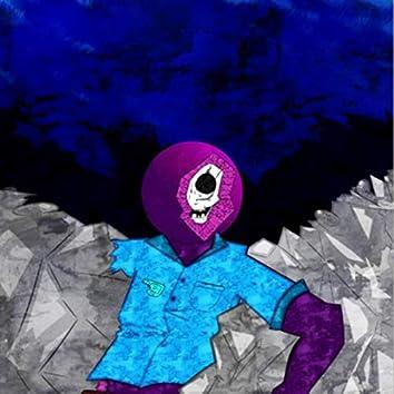 Фиолетовый Мяч