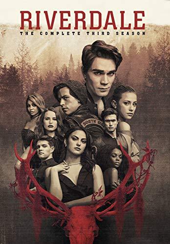 Locandina Riverdale: Complete Third Season (4 Dvd) [Edizione: Stati Uniti]