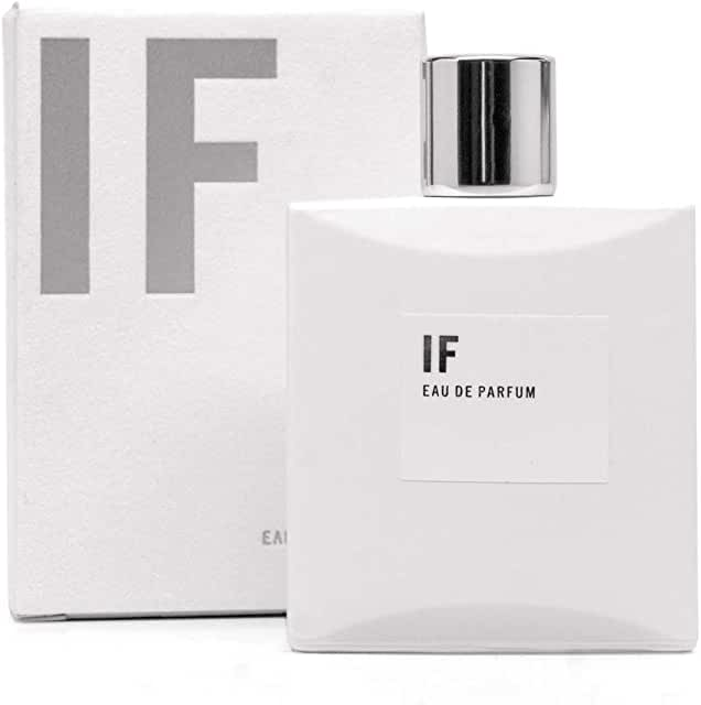 APOTHIA | IF Eau de Parfum | IF Perfume Modern White Floral & Citrus | Award Winning Fragrance | Premium Ingredients I Long Lasting Scent| 1.7 oz | 50 ml | Small Batches for Luxury Quality