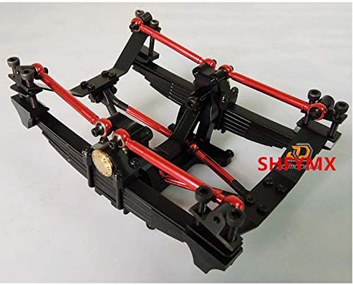 Parts Accessories Save money Weekly update Rc Truck Frame Chassis Rear Metal Suspe Part