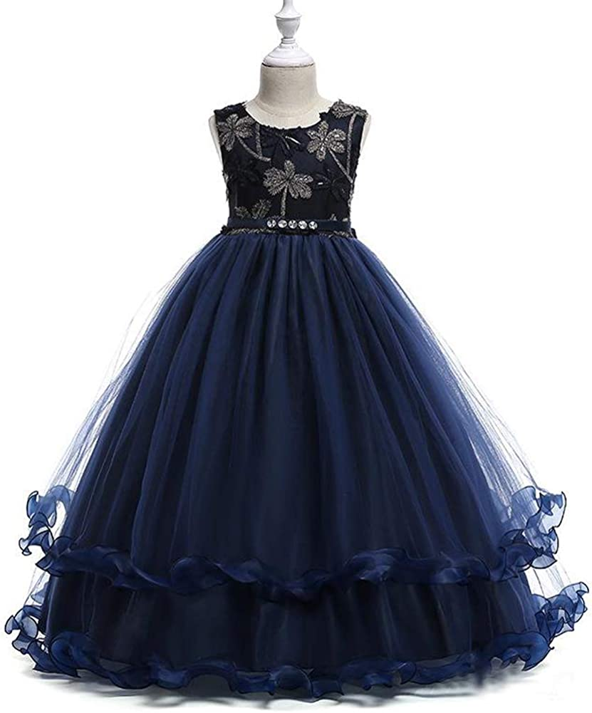 Michealboy Red Baby Import Girl's Lace Weddin Sale Special Price Christening Baptism Tulle