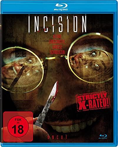 Incision - Kleine Einschnitte, große Schmerzen (uncut) [Blu-ray]