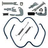 ACDelco Professional 18K3347 Rear Drum Brake Hardware Kit