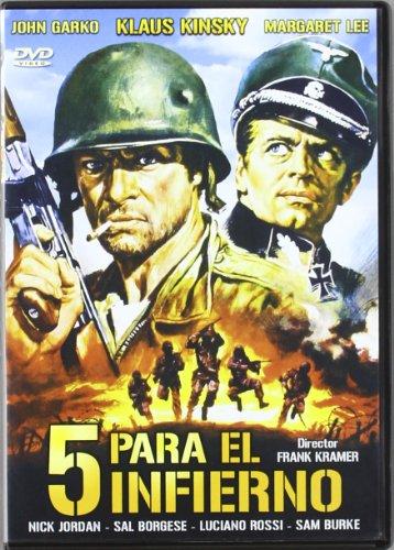 Cinco para el infierno [DVD]