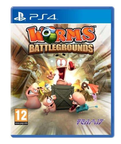 Worms: Battlegrounds [PlayStation 4, PS4]