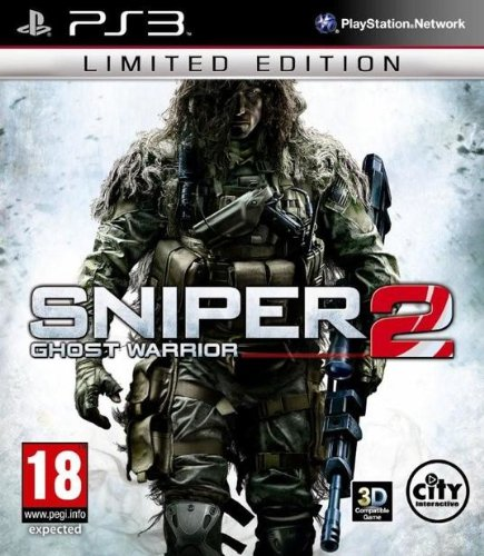 City Interactive Sniper: Ghost Warrior 2 Limited Edition