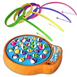 Winning Fingers Fishing Game | Headbands Fish Game for Kids and Toddlers | Great Preschool Magnetic...