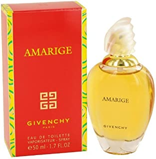 Givenchy Amarige 1.7 Oz EDT Spray Woman Ladies New