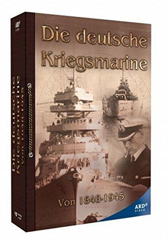 Die deutsche Kriegsmarine von 1848 - 1945 (5 DVDs)