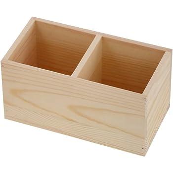 Caja de control remoto de madera porta Caddy, contenedor ...