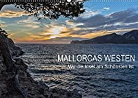 Mallorcas Westen (Wandkalender 2022 DIN A2 quer): Mallorcas Westen ist ein Paradies fuer Individualtouristen. (Monatskalender, 14 Seiten )