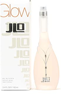 Glow by Jennifer Lopez Eau de Toilette Natural Spray for Women 3.40 oz