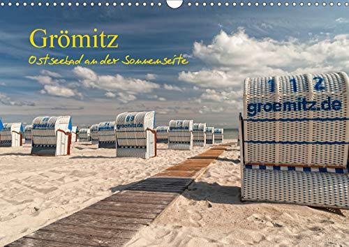 Grömitz - Ostseebad an der Sonnenseite (Wandkalender 2021 DIN A3 quer)