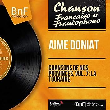 Chansons de nos provinces, vol. 7: La Touraine (feat. Marcel Cariven et son orchestre) [Mono Version]