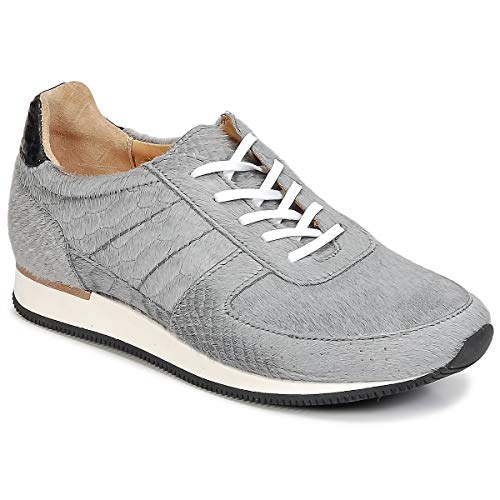FRED DE LA BRETONIERE JACQUES Sneakers dames Grijs Lage sneakers