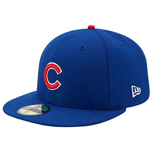 New Era 59Fifty Cap - Authentic Chicago Cubs royal - 7 3/4