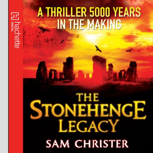 The Stonehenge Legacy cover art