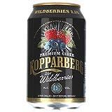 Kopparberg Cider Wildbeere 24X0,33l Tray 7,5% -