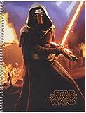 Grupo Erik Editores Star Wars VII Kylo Ren - Cuaderno tapa forrada A5, 14.8 x 21 cm