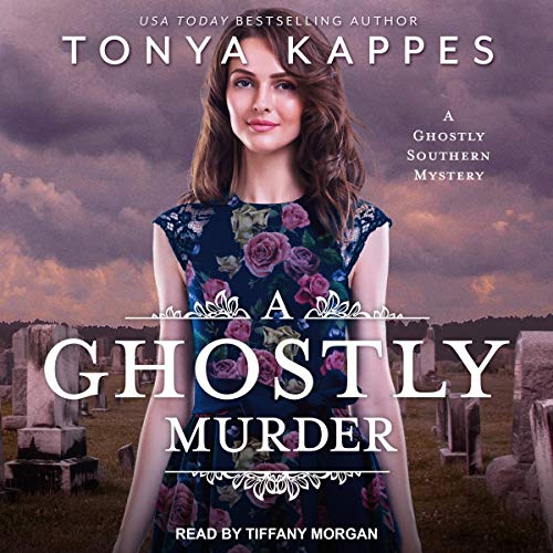 A Ghostly Murder cover art