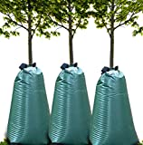 Tree Watering Bag | 20 Gallon Slow Release Drip Tree Irrigation System | Watering Bag for Trees | 3 Pack
