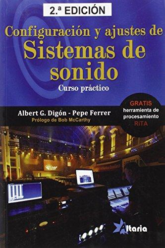 Configuración y ajustes de sistemas de sonido: Curso prá