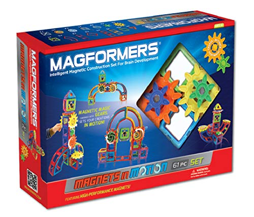 Magformers Magnets in Motion 83 Piece Power Set