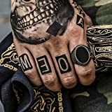 Zoom IMG-1 yabeme men punk ring vintage