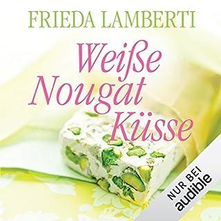 Weiße Nougat Küsse Titelbild