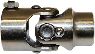 Universal Stainless Steel U Joint 3/4-36 Spline To 1