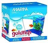 Marina Aquarium Goldfish Bleu 6.7 L