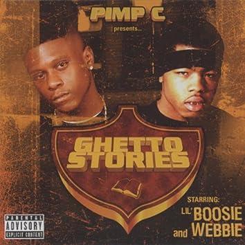 Pimp C Presents: Ghetto Stories