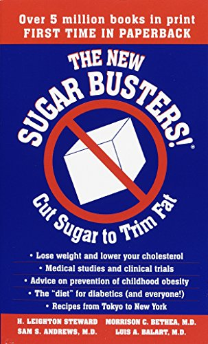 The New Sugar Busters!: Cut Sugar to Trim Fat