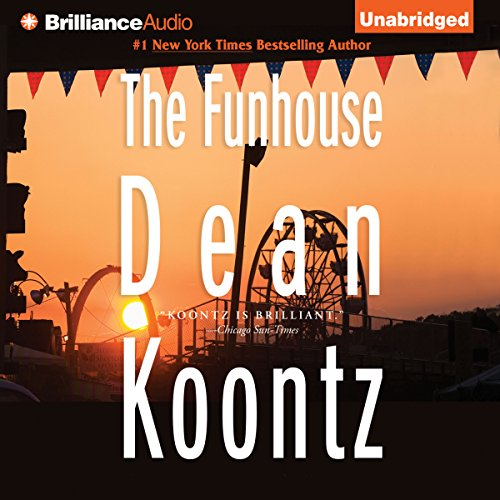 The Funhouse audiobook cover art