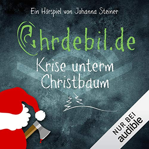 Krise unterm Christbaum     Ohrdebil.de 1              By:                                                                                                                                 Johanna Steiner                               Narrated by:                                                                                                                                 div.                      Length: 1 hr and 46 mins     1 rating     Overall 4.0