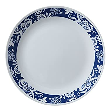 Corelle Livingware True Blue 10.25  Dinner Plate (Set of 4)