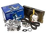 Evergreen TBK215MWPA2 Fits 08/1997-2005 Lexus GS300 IS300 L6 3.0L 2JZG Timing Belt Kit AISIN Water Pump