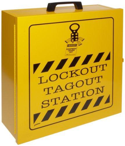Brady Prinzing Lockout Station Cabinet, Unfilled