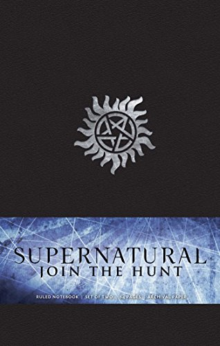 Supernatural: Join the Hunt Notebook Collection (Set of 2) (Science Fiction Fantasy)