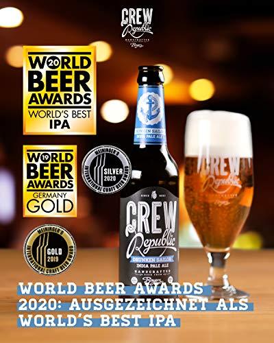 CREW Republic Craft Beer Drunken Sailor - 5