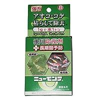 池用除藻剤 ニューモンテ 1gx4 (4トン用)